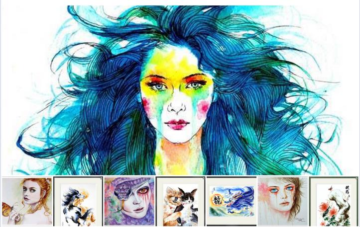 2  Jian Chen s FINE ART