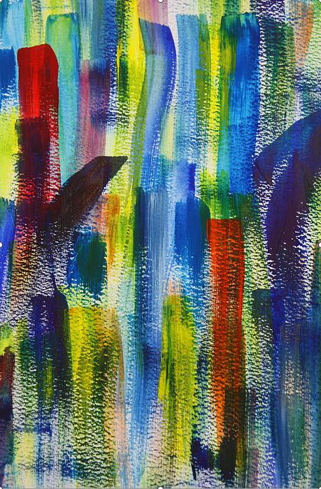 Blue Pain   by Tom Atkins