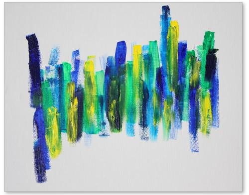 Blue Spring   by Tom Atkins
