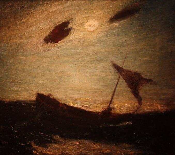 11 - moonlight by albert ryder_resize