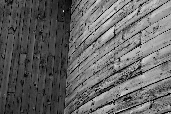 Shelburne round barn 1 BW